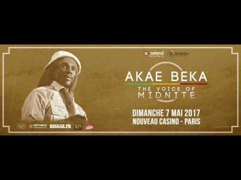 Akae Beka Live Full Show Audio  @ Nouveau Casino  Paris 05-07-17