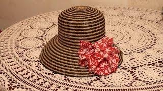 Что можно сделать из старой шляпы