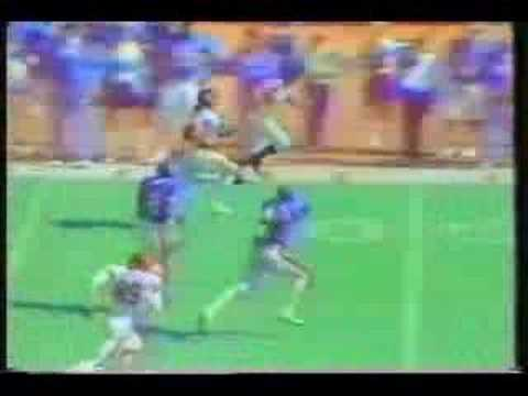 Marcus Dupree Highlights Part 1 of 3