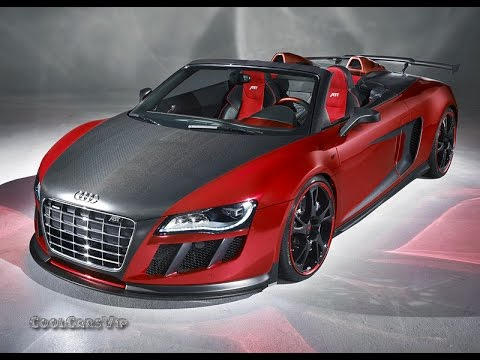 r8 audi r8 spyder abt gt s youtube. Black Bedroom Furniture Sets. Home Design Ideas