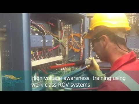 WCROV Training: Work Class ROV Hydraulics and High Voltage Awareness