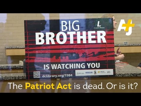 The Snowden Effect: The U.S. Rolls Back Its Spying Laws