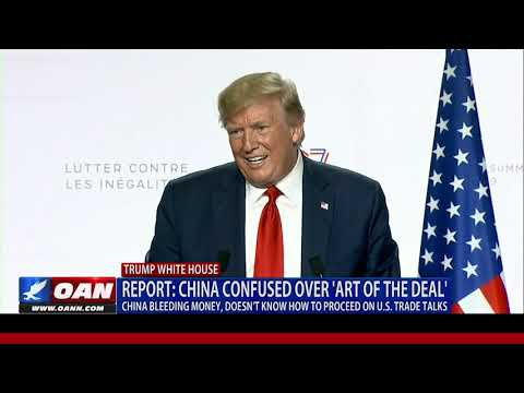 China confused over 'art of the deal'