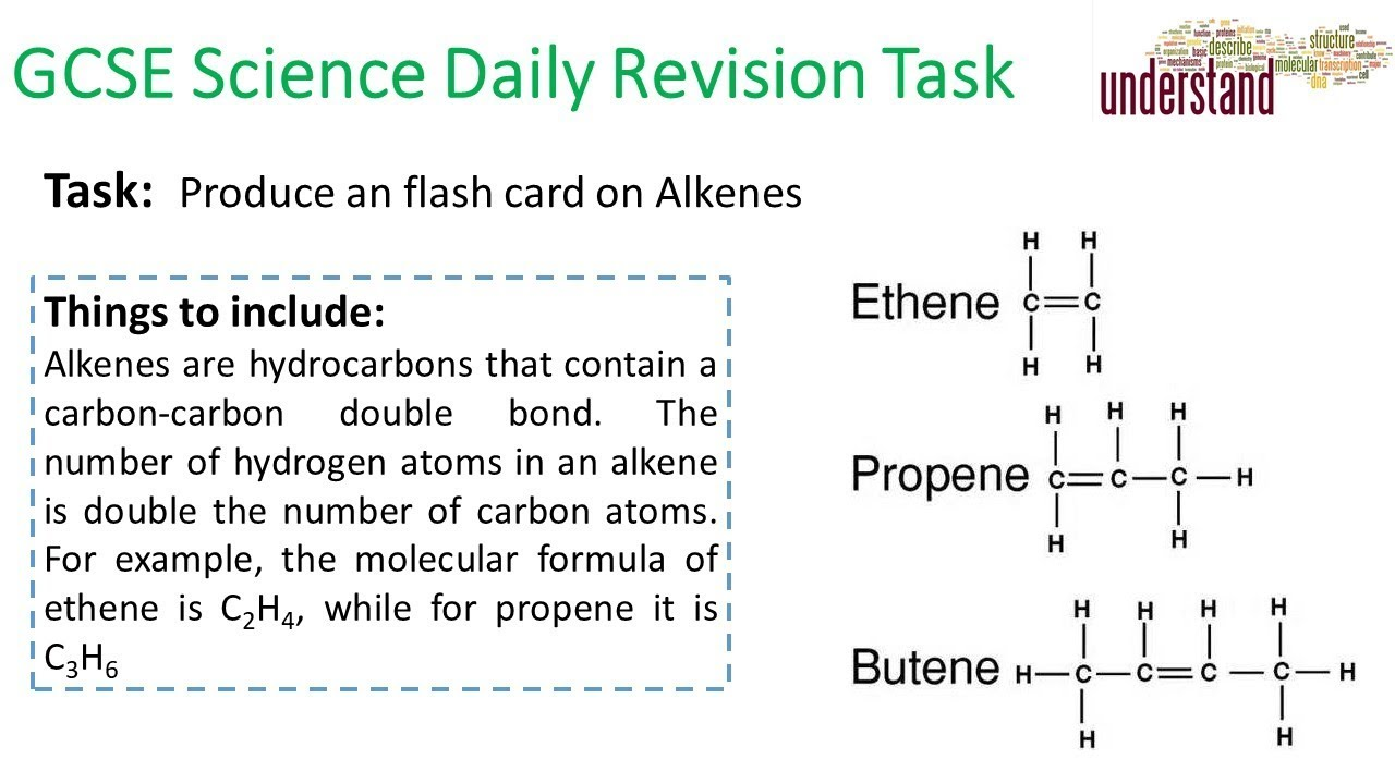 GCSE Science Daily Revision Task 164 - YouTube