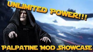UNLIMITED POWER MOD (Mod Showcase) Star Wars Battlefront