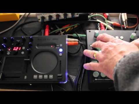 Elektron Rytm Dub (Kaoss Pad Effect Testing)