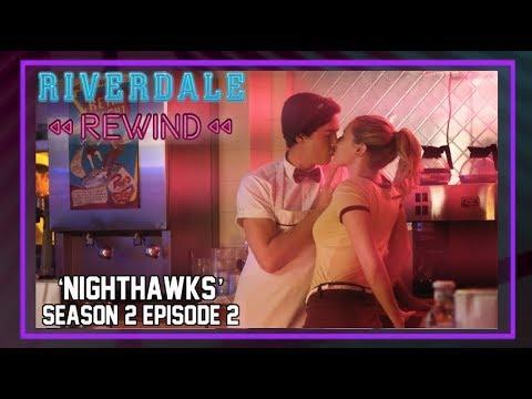 Riverdale Season 2 Episode 2 - 'Nighthawks' Review & Reaction   Riverdale  Rewind