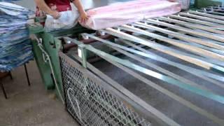 Линия по производству одеял(, 2011-01-19T12:29:19.000Z)