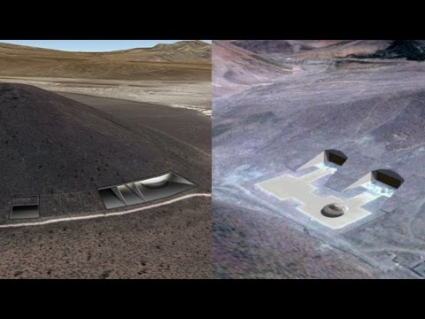 Documentary Whistleblowers at S-4 Secret Base Area 51 - PART TWO