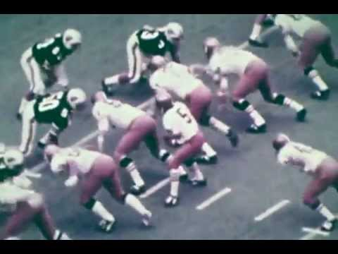 Pitt Panthers Football 1971 Doug Gindin