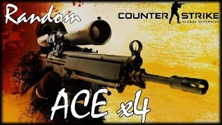 Random Counter-Strike: Global Offensive Ep.4x ACE