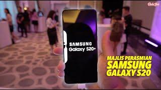 First Time Aku Pegang Samsung Galaxy S20! Best Gila Beb Phone Ni