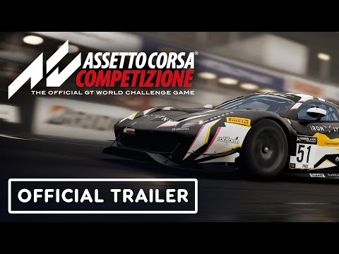 Assetto Corsa Competizione обновят до Xbox Series X   S и Playstation 5: показан геймплей
