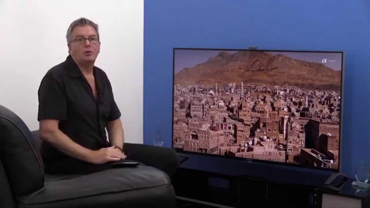 sony kd55x8505b 3d 4k ultra hd led television youtube. Black Bedroom Furniture Sets. Home Design Ideas