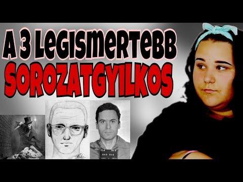 A 3 legismertebb sorozatgyilkos a világon | Magyar Barbara