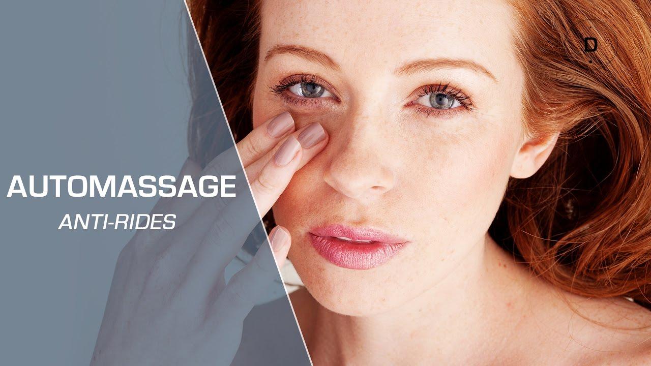 auto massage visage anti rides