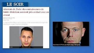 Подозреваемый в причастности к терактам в Париже ищет адвоката?(Главный подозреваемый по делу о парижских терактах Салех Абдеслам связался с адвокатом из Брюсселя Свеном..., 2016-01-15T07:20:21.000Z)