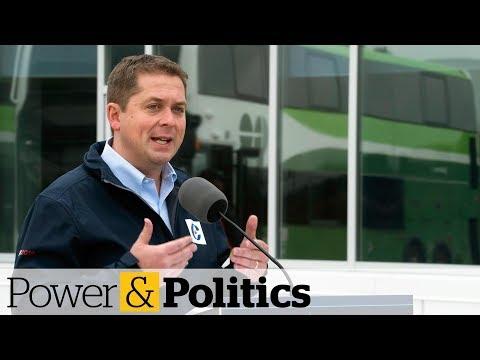 Scheer pitches public transit tax credit | Power & Politics