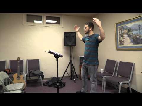 Joshua Shaw - Releasing The Presence @ Kingdom Equipping Class