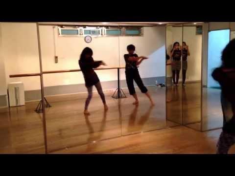 Vanity Christina Aguilera choreograph by sera yumesaki at u-pride in japan