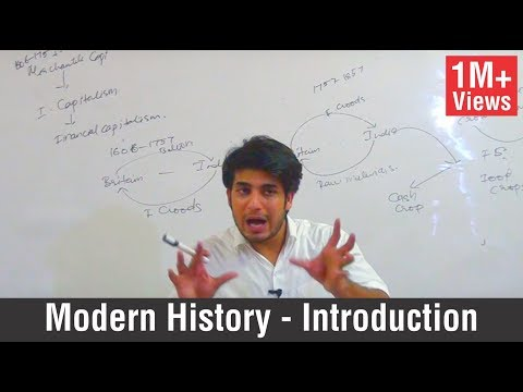 Modern Indian History - IAS/UPSC Lecture