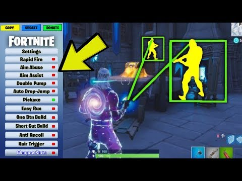 aimbot fortnite