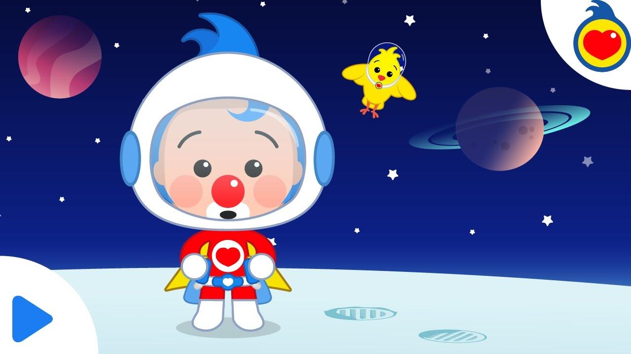 Plim plim cap tulo al espacio exterior dibujos - Dibujos infantiles del espacio ...