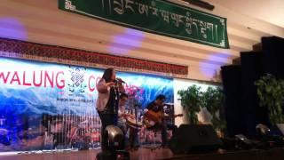 Teri Deewani feat. Indian Idol Prasant Tamang, Tenzing Jigme(Melong Band) & Yeshi Khando