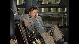 """Из к/ф Операция """"Ы"""" и другие приключения Шурика (эпизод в автобусе,1965 г.)"""
