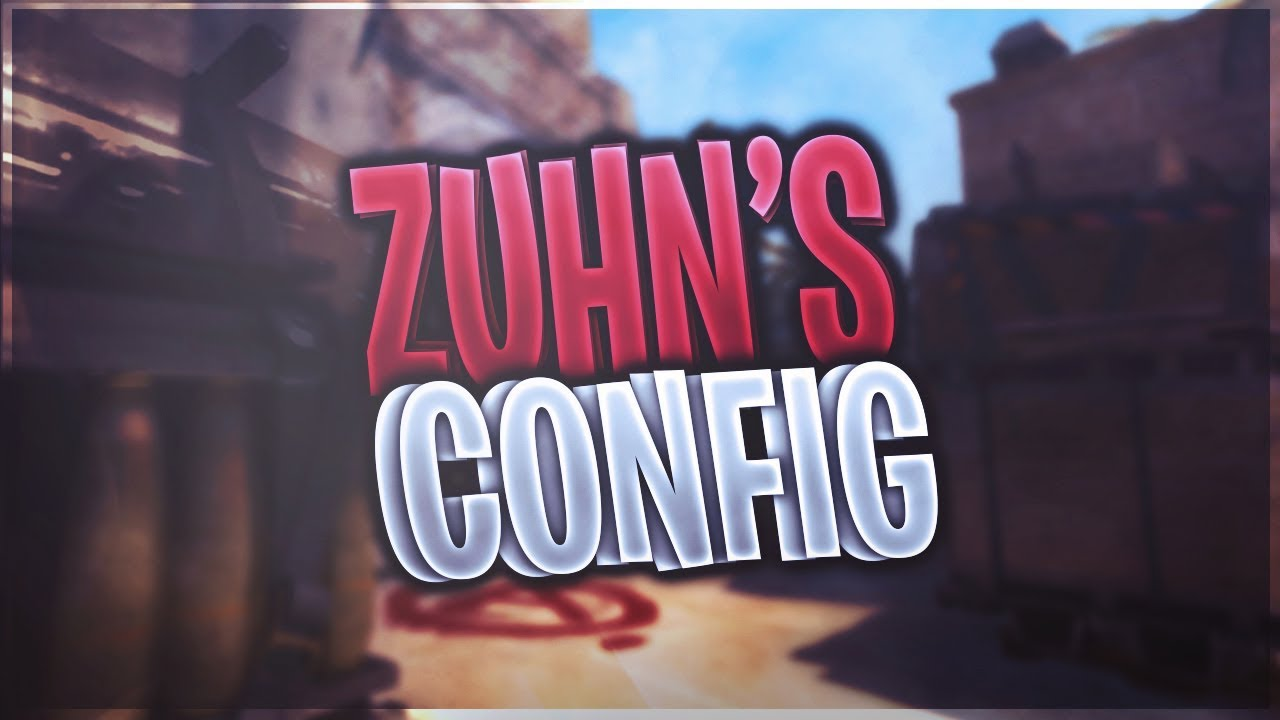 ZUHN'S CONFIG!