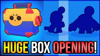 BIGGEST F2P BOX OPENING EVER!? How Many New Brawlers??