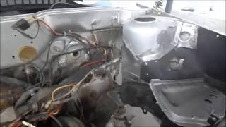 видео Замена брызговика двигателя на ВАЗ 2108, ВАЗ 2109, ВАЗ 21099