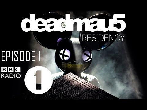 deadmau5 - BBC Radio 1 Residency January 5th 2017