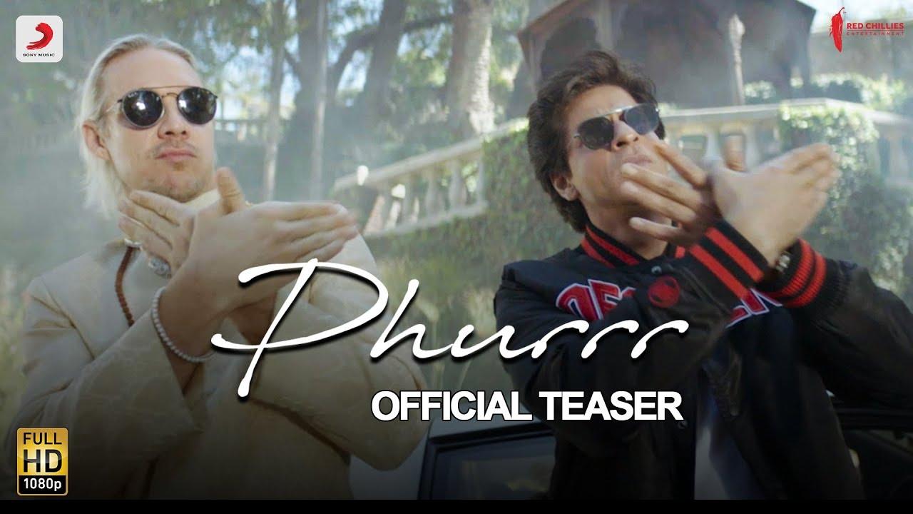 Download Diplo & Pritam - PHURRR Teaser | Jab Harry Met Sejal | Shah Rukh | Anushka
