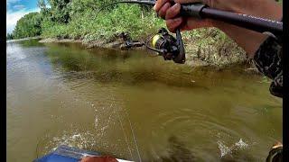 Посидели с Ежом Попали на ЖОР рыба каждый заброс Рыбалка удалась юбилей отметили