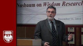 Howard Nusbaum on Wisdom Research at the University of Chicago