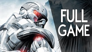 Crysis - FULL GAME Walkthrough Gameplay No Commentary