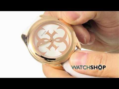 Guess Ladies' G Twist Watch (W0911L5)