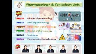 รายวิชาในหลักสูตร BMS ตอนที่ 4 : BMS 411 เทคโนโลยีชีวภาพทางเภสัชกรรม (PHARMACEUTICAL BIOTECHNOLOGY)