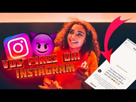LES PIRES MESSAGES INSTAGRAM DE JULIA !!! #1