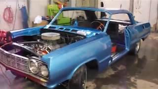 1964 impala restoration