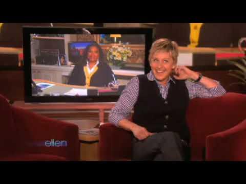 Finally! Ellen's O Magazine Cover Revealed!