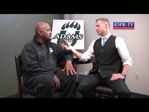 KSPK Grizzly Connect w/ ASU MBB Coach Louis Wilson Feb 6, 2014