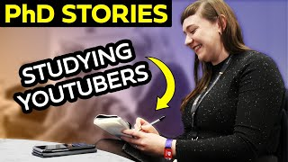 How to get a PhD in YouTube | PhD stories #3