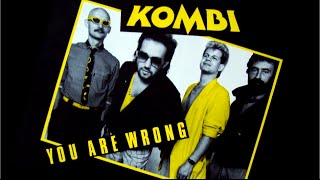 KOMBI - You Are Wrong (Club-Mix) (1986)