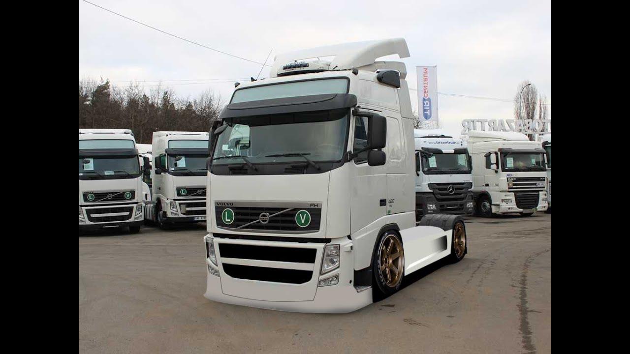 Virtual Tuning - Volvo FH16 Truck #185 - YouTube