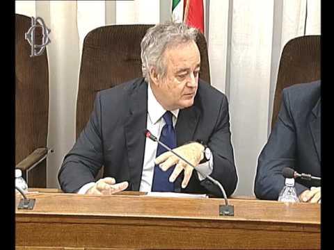 Roma - Finanza delle Province, audizione Sottosegretario Bressa (22.09.16)
