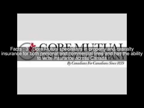 Gore Mutual Insurance Company Top#5 Facts