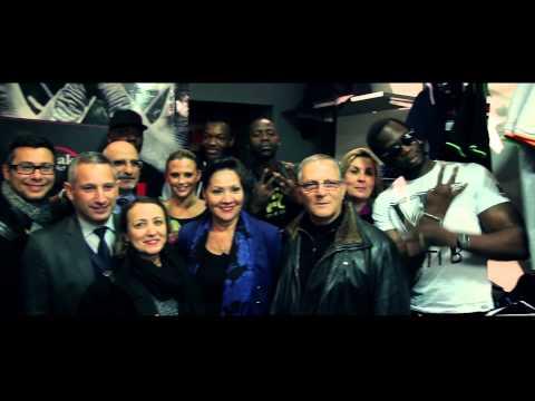 Dry & Le Wa - Inauguration de la Wati Boutique à Marseille (Reportage)