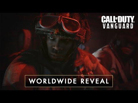 Reveal Trailer   Call of Duty®: Vanguard
